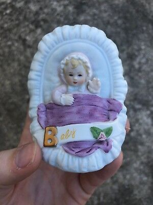 Enesco GROWING UP BIRTHDAY GIRLS  BLONDE BABY
