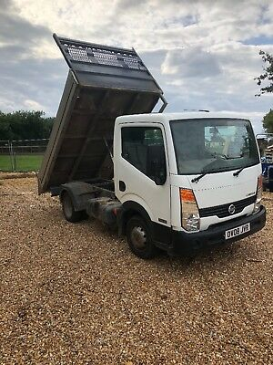 Nissan Cabstar Tipper 65k Miles only