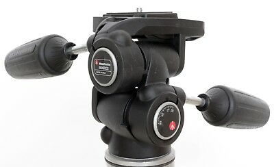 "Refurbished Manfrotto 804RC2 with ""fluid drag"" lubricant upgrade"