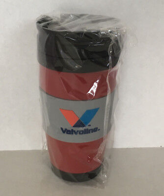 valvoline advance auto parts promotional  travel mug still in packaging