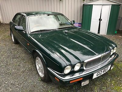 1997 Jaguar Xj Executive 3.2 V6 Auto
