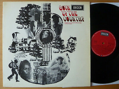 "LP VA "" Goin´ Up The Country "" Blues Country Folk Sampler"