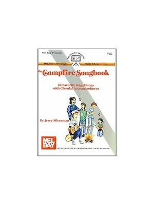 Campfire Songbook Learn to Play Folk Mixed Songbook Voice SHEET MUSIC BOOK
