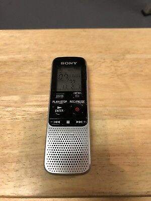 used sony icd bx112 digital multi track flash voice recorder tested rh picclick com sony ic recorder icd-bx112 mode d'emploi sony ic recorder manual bx140