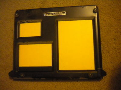 Premier 4-in-1 easel darkroom photography accessory
