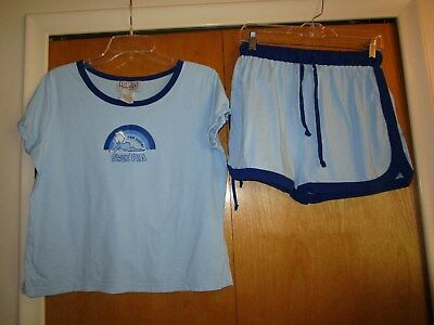 """Popeye the sailorman's """"Swee' Pea"""" pajamas set, size Jr.'s large, by """"KFS"""""""