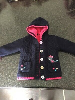 Girls Cardigan 18-24 Months