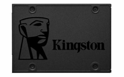 "Kingston 480 GB SSD A400 interno Discos duros físicos SATA III 2,5"" 6.3cm"