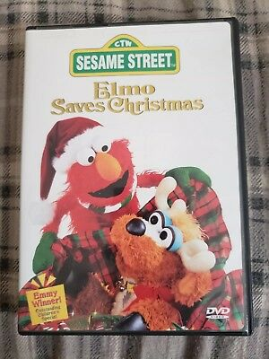 elmo saves christmas - Sesame Street Elmo Saves Christmas
