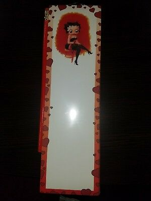 Betty Boop Pencil & Pad Set