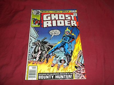 Ghost Rider #32 (Oct 1978, Marvel) bronze age 8.0/8.5 comic!!!!