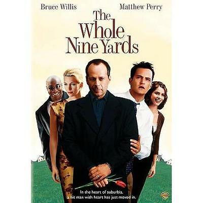 The Whole Nine Yards - Bruce Willis, Matthew Perry - New