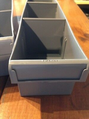 Spare parts tray polypropylene