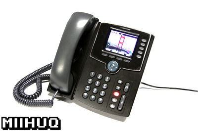 Cisco SPA525G2 5-Line Business IP Phone - Rustic Black