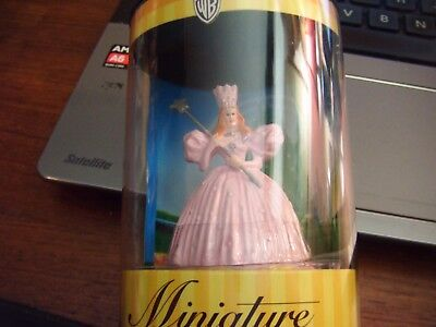 1999 Wb Miniature Classic Collection Wizard Of Oz Glinda The Good Witch Nib