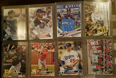 Topps Vintage Stock lot of 8