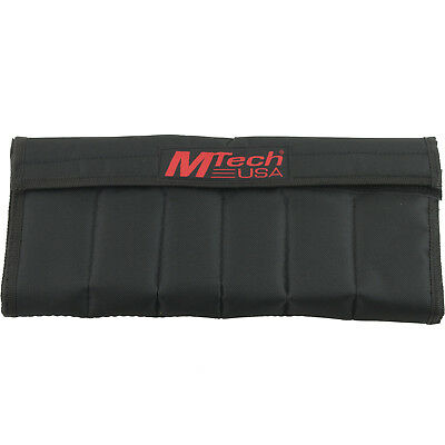 MTech Knife Carrying Storage Case Pack Holds 12 Pocket Knives