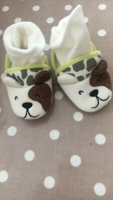 12-18 month joules soft shoes