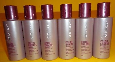 Joico Color Endure Shampoo für coloriertes Haar 6 X 50 ml = 300 ml