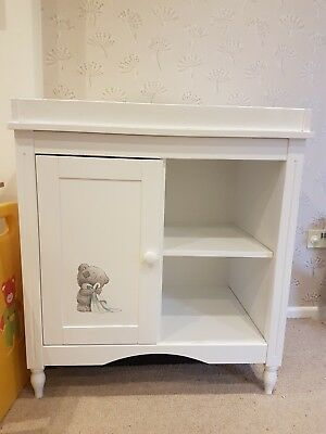 Changing Table with storage Tatty Teddy