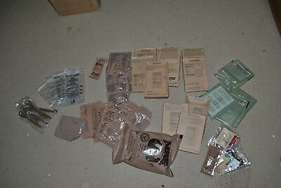 MEAL READY to EAT LOT (MRE) Hunting, Fishing, Camping, Prepping / #MRE-0001