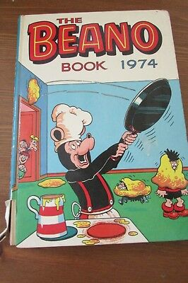 The Beano Book 1974 Annual - Vintage Collectors Item
