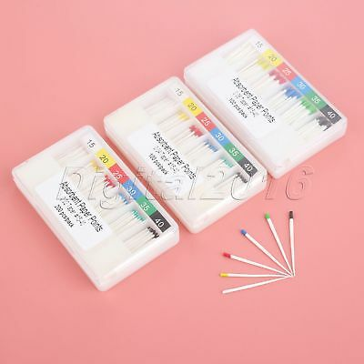 5Boxes 0.02/0.04/0.06 Absorbent Paper Points F Dental Endodontic Universal Taper