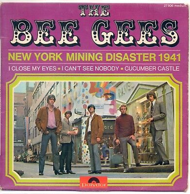 Bee Gees EP Frankreich