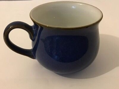Denby Imperial Blue Expresso Cup