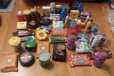 Coles Little Shop Mini Collectibles Cheap Limited Time Only Kids New 1 minis