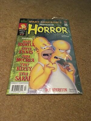 Simpsons Comic - #7 - Bart Simpsons Treehouse Of Horror NM