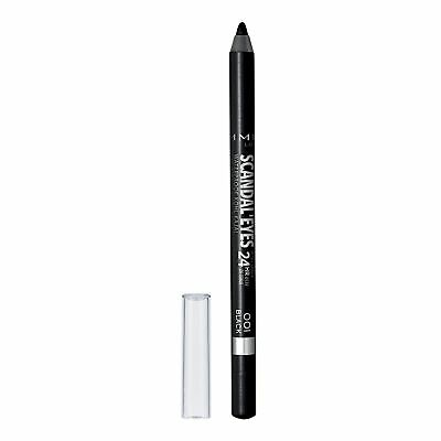 Rimmel Scandaleyes Scandal Eyes Waterproof Eyeliner Black 001