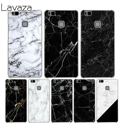 Slim Marble Cover Mobile Case For Huawei P20 P10 P8 Lite Smart Mate 10 Pro N3372