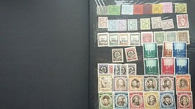 Vatican City Stamp Collection in album