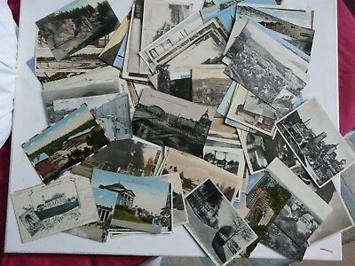 90 Vintage Postcards GERMANY Pre WW2 Period