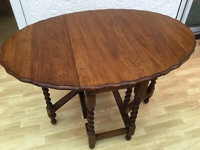 Antique gate leg table in great condition