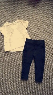 Girls 12-18 Months River Island Bundle/Outfit