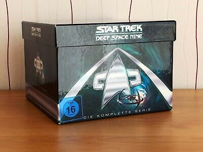 Star Trek: Deep Space Nine - Komplette Serie - Collector's Edition DVD - Deutsch