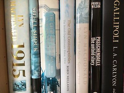 Military Book Collection