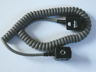 Nikon SC-17  TTL flash cable for Speedlights G