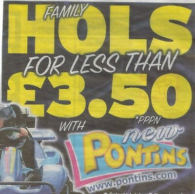 Family holidays for under £3.50 pppn - Brean, Camber/Prestatyn Sands,Southport