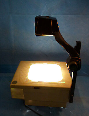3M 1700 Series Overhead Projector With 1 New 360 Watt Enx Builbs