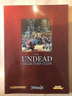 The Undead Collectors Guide - Mordheim - Warhammer