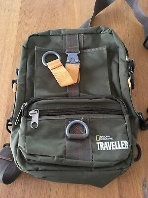 National Geographic Traveller Bag 12x9x5. Cm