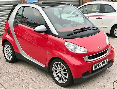 Smart Fortwo Passion 2009'59' One Owner 1.0 Turbo 84 PS Semi-Auto