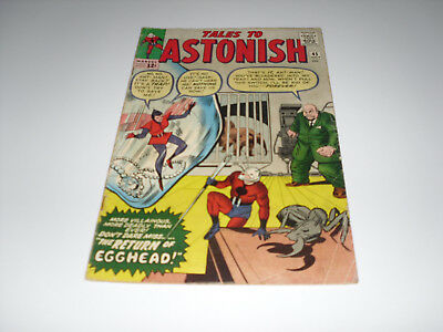 Tales To Astonish 45 : G