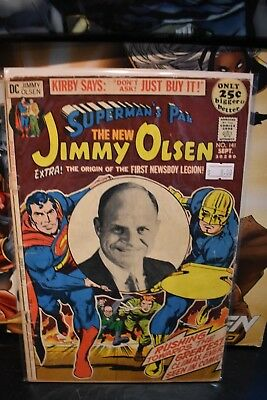 Superman's Pal Jimmy Olsen #141 Don Rickles Cover 1971 DC Comics Superman