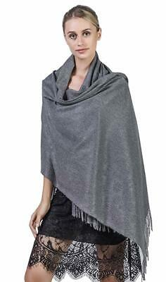 d0db09f71 Niaiwei Cashmere Scarf Blanket Large Soft Pashmina Shawl Wrap For Men and  Women