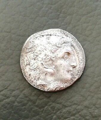 Alexander The Great Drachm Herakles Herkules 4.2 g/17mm