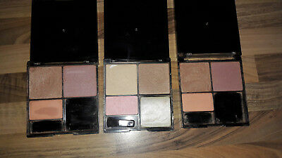 Make up Set, 33 Stk Displays /Tiegel aus Visagistenstudio, Zuii, W7, Kryolan,